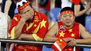 Çin'in futbolda yüzü gülmüyor