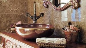 Küçük ama büyüleyici banyo dizaynları