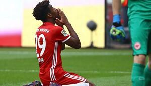 Bayern'de şok sakatlık