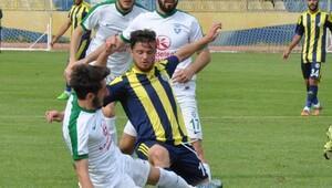 Tarsus İdmanyurdu - Sultanbey Belediyespor: 3-0