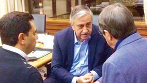 Kıbrısta toprak paylaşımına mola