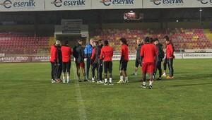 Yeni Malatyaspor, Eskişehirspor hazırlıklarını sürdürüyor