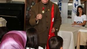 Dünyanın en yaşlı gazisinin oğlu Atatürkü anlattı
