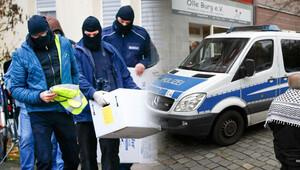 Alman Polisinden Selefilere 'şafak' baskını