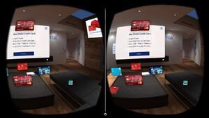 Türk mühendislerden VR bankacılık uygulaması