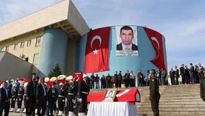 Şehit kaymakamın cenazesi katıldıktan sonra gözaltına alındı