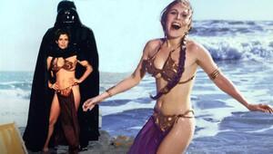 Carrie Fisher'dan yıllar sonra gelen aşk itirafı: 'Evet, Harrison Ford'la aşk yaşadık'