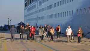 Vision Of The Seas gemisinden yılın son seferi