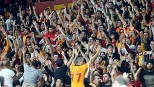 Galatasaraydan derbi için bedava...
