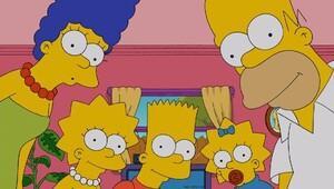 Simpsonlar üniversitede ders oluyor
