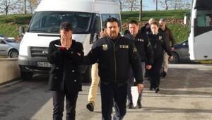 Sakaryada PKK ve FETÖ operasyonu: 12 kişi adliyede