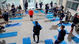Adana Demirsporda Giresunspor hazırlıkları sürüyor