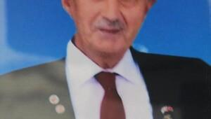 Kıbrıs gazisi askeri törenle toprağa verildi