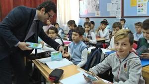 Bergama Belediyesinden çocuklara çevreci ödül