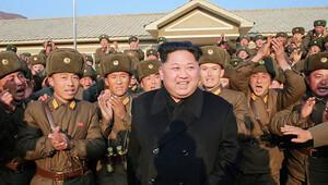 Kuzey Kore Başkanı Kim Jong-un'dan sınırları zorlayan söz