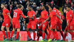 Liverpoola 45 saatte 2 maç