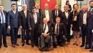 Paralimpik Komitesi Genel Kurulu yapıldı