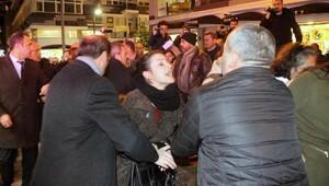 Kadınların eylemine polis müdahalesi: 12 gözaltı