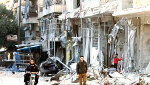 El Bab'a rejimden yığınak