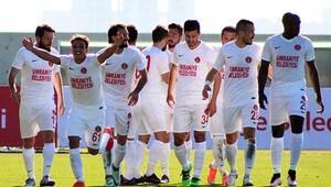 Ümraniyespor: 4 - Sivasspor: 1