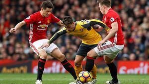 Manchester United 1-1 Arsenal / MAÇIN ÖZETİ