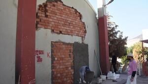İzmirde, cemevine ait düğün salonu krizi bitmedi