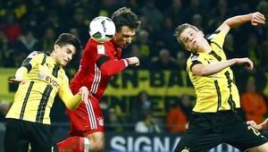 Dortmund Bayerni tek golle devirdi