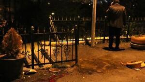 Beyoğlunda silahlı kavga: 1 ölü, 2 yaralı