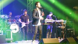 Murat Boz, Almanya'nın Oberhausen kentinde konser verdi