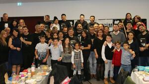 Frankfurt'lu 'fan'ları, Ahmet Kaya'yı andı