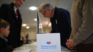 Fransada merkez sağ cumhurbaşkanı adayı için önseçim