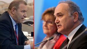 Bakan Özlüden Ermenistandan gelen delegeye tepki
