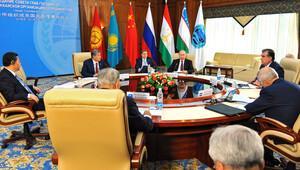 10 maddede Şanghay İşbirliği Örgütü