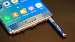Galaxy Note 7nin Samsunga faturası ağır oldu