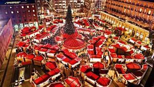 Viyananın büyüleyici Noel pazarları