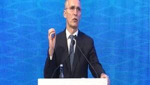 NATO Genel Sekreteri Stoltenberg: Demokrasiyle olan bağlılıklarından dolayı tebrik etmek istiyorum