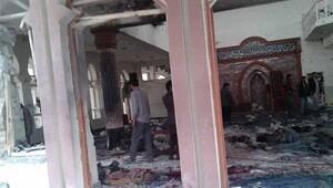 Afganistanda camiye saldırı düzenlendi