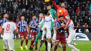 Trabzonspor 0-1 Antalyaspor / MAÇIN ÖZETİ