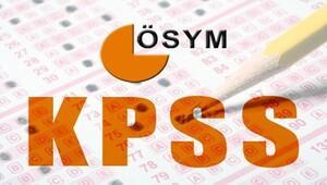 KPSS soruları ve cevap anahtarı yayımlandı İşte soru kitapçığı