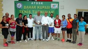 ATDSK Bahar Kupası sona erdi