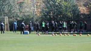 Gaziantepspor, Kardemir Karabükspor maçına hazırlanıyor