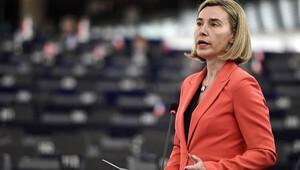 Mogherini: Türkiye ile AB üyelik müzakereleri sona ererse iki taraf da kaybeder