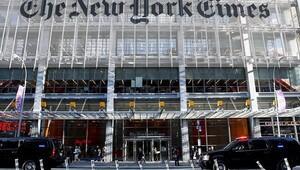Trump New York Timesı ziyaret etti
