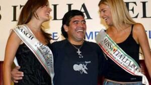 Arjantinli efsaneden şok kadın yorumu... Konuşmasınlar...
