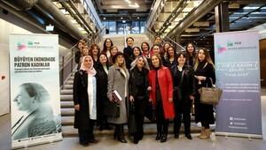 TEB Kadın Akademisi Eğitim Programı, AGÜde yapıldı