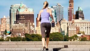 Her yerde yapabileceğiniz, en kolay spor: Merdiven çıkmak