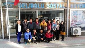 Muhasebe Bölümü öğrencilerinden SGK'ya ziyaret