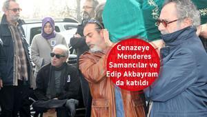 Alaaddin Us son yolculuğuna uğurlandı