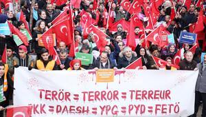 Avrupalı Türkler dört şehirde sokağa çıkıyor