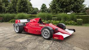 F1 aracı açık artırmaya çıkıyor